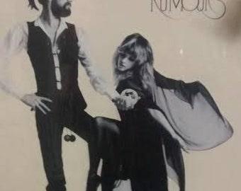 Vintage Vinyl 1977 RUMORS Fleetwood Mac Still in Wrap