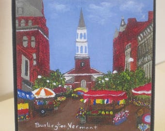 Burlington, Vermont Marketplace