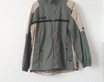Vintage Columbia jacket, large