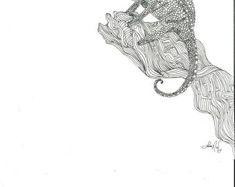 Dot Chameleon