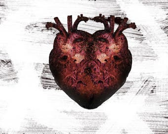 Anatomical Heart - PRINT