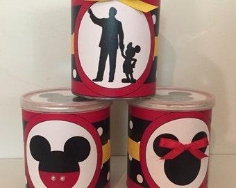 Walt Disney World Countdown in a Can