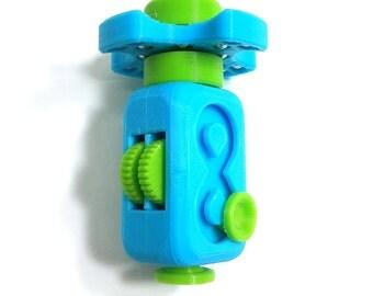FLIPPIT Fidget Cube/Fidget Spinner/Fidget Toy/Focus Toy/Desk Fidget/Stim Toy/Stress Relief/Anxiety Relief/Sensory/ADHD