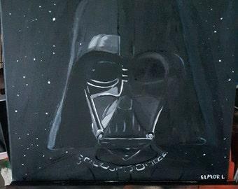 Darth Vader / Darth Vader according / from Star wars