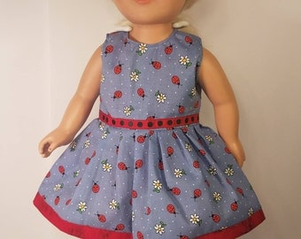 How adorable is this lady bug dress!!