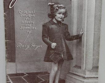Juvenile Styles, Volume No. 4, Number 3 ©1941