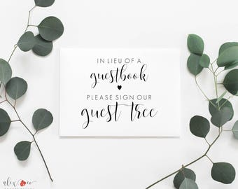 Printable Guest Tree Sign. Guest Tree Printable. Guest Tree Sign. Wedding Guest Tree Sign. Wedding Guest Tree Printable. Wedding Guest Tree.