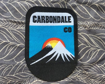 Carbondale, CO Patches