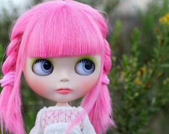 OOAK Custom Blythe doll Lollipops – Free Shipping