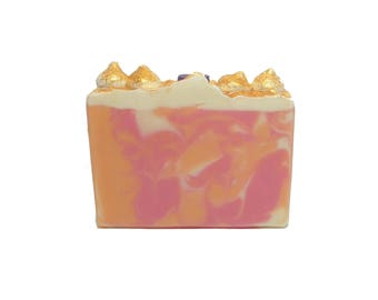 Love Potion Soap - Handmade, Cold Process - Love Spell Type