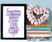 Harry Potter Quote Print  Harry Potter Gift  Literary Wall Art  Albus Dumbledore Quote  Harry Potter Print  Inspirational Quote