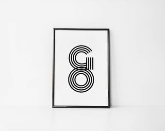 GO | Art Prints