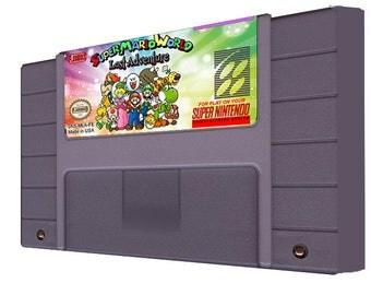Super Mario World : Lost Adventures Episode 1