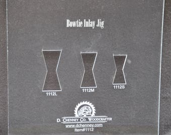 Cherry Bow Tie Template Kit