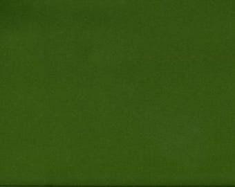 Green SWEATSHIRT fabric