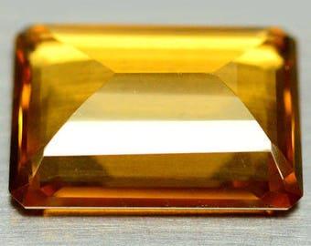 Natural Quartz 10.43 Carat IF 13.5 X 17.5 X 5.5 mm
