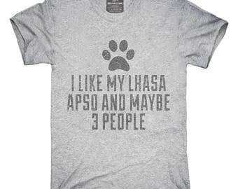 Funny Lhasa Apso T-Shirt, Hoodie, Tank Top, Gifts