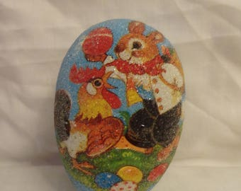 Easter Egg Candy Container from Germany