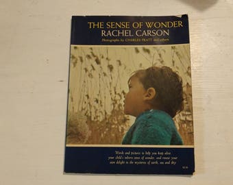 rachel carson sense of wonder essay The us environmental protection agency aging initiative, in partnership with generations united and the rachel carson council inc, are inviting submissions for its second annual rachel carson sense of wonder intergenerational poetry, essay and photography contest.