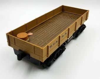 Jim Beam Flat Car Train Decanter
