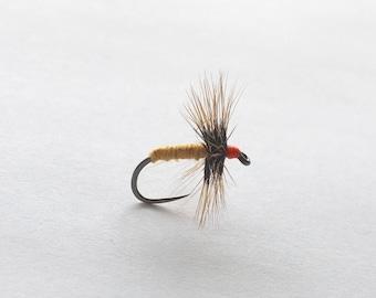 Silk Body Kebari (3 flies)