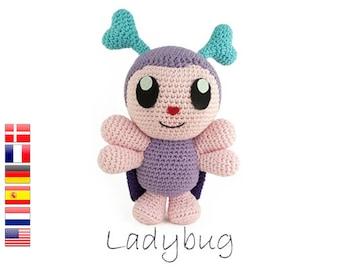 Crochet pattern Ladybug