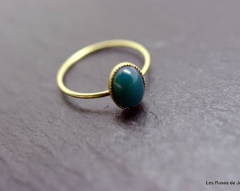 Oval Ring size 53, ring