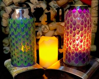 Scale Candle Votive