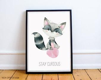 Printable Baby Animals Nursery Prints, Kids Art Prints, Digital Nursery Art, Baby Art Prints, Nursery Animal Prints, Printable Art, Nursery