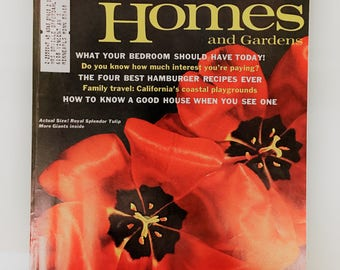 1964 Better Homes & Garden Magazine - May Issue