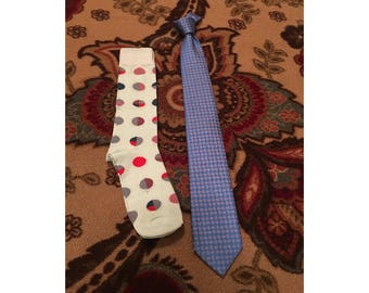 Standard Tie Combination with Standard Tie and Socks