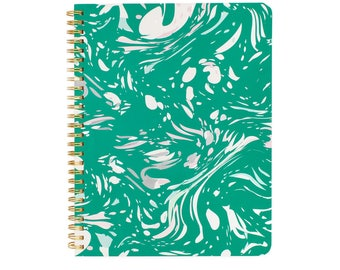 Ban.do Rough Draft Notebook | Jade Marble