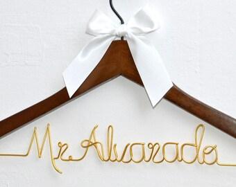 Bride hanger, Groom hanger, Wedding hanger,Bridal Shower Gift, Personalized Bride Hanger, Personalized Custom Wedding Hanger, dress hanger,
