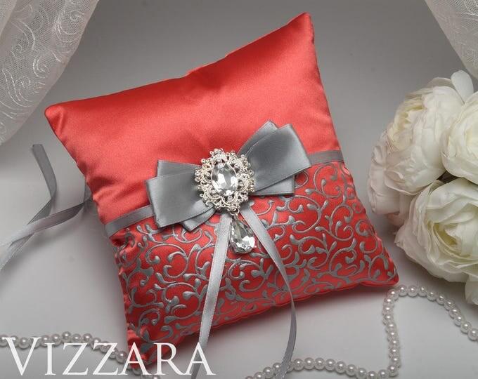 Свадебные подушечки для колец киев