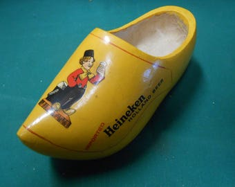 HEINEKEN Wood Shoe