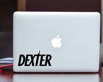 Dexter Vinyl Decal/Sticker Choose Your Size and Color