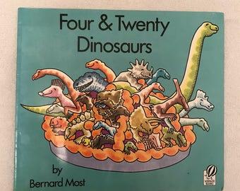 Four & Twenty Dinosaurs Storybook