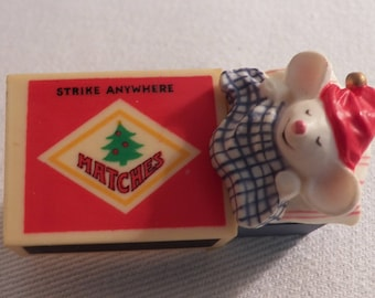 Vintage 1979 Hallmark Little Trimmers Matchless Christmas - QX1327
