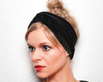 Turban | Headband | Velvet | different Colours