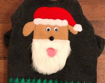 Santa Paws Christmas Sweater