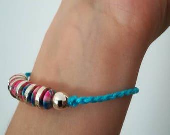 Crocheted bracelet - Accessories