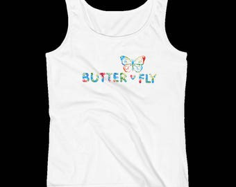 Butterfly Lifestyle by C Classic Collection Summer17 Tanks