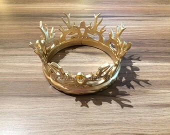 Joffrey Baratheon Game of Thrones crown - 3D print 1:1 scale Cosplay - FREE WORLDWIDE POSTAGE