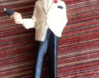 James Bond Figurine,James Bond Collectible,James Bond Gift,007 Figure,James Bond Toy,James Bond Doll,Spy Doll,Spy Toy,Spy Figurine,60s Toy