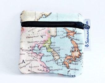 "Mini-bag ""world map"""