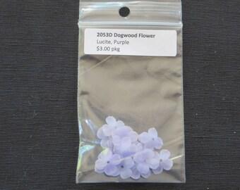 Dogwood Flowers - Purple 2053D