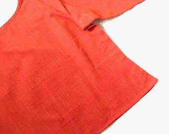 Cotton Crop Top, Summer Top, Cotton Blouse, Saree Blouse