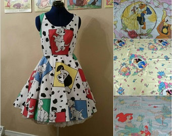 Custom Swing Dress