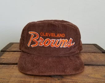Vintage Sports Specialties  Cleveland Browns Corduroy