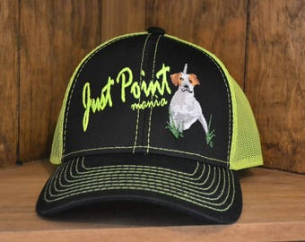Just Point - Pointer Cap